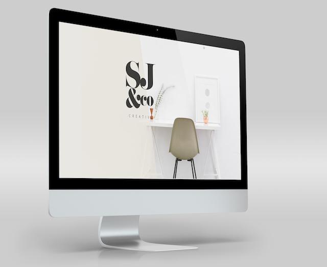 WordPress Portfolio Examples SJ&Co Creative