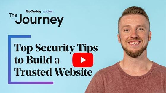 WordPress Security Build Trusted Website Journey Video