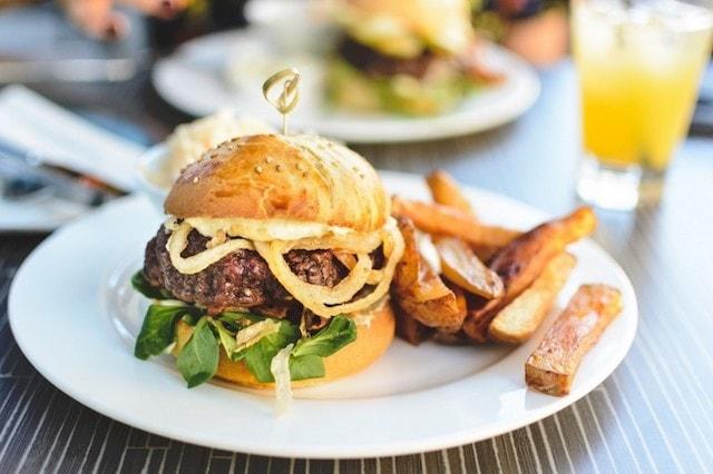 Workday Productivity Cheeseburger