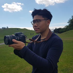 headshot of Yeng